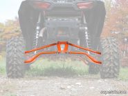 Задние рычаги High Lifter Polaris RZR 1000 orange