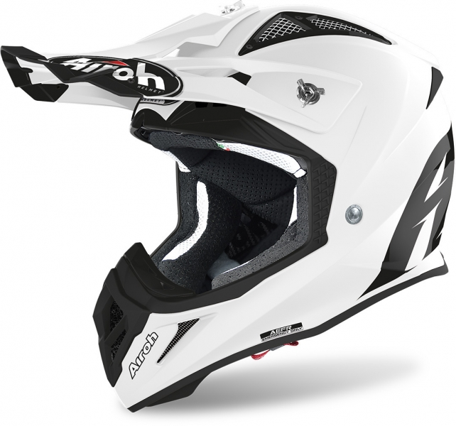Шлем AIROH AVIATOR  ACE COLOR WHITE GLOSS L