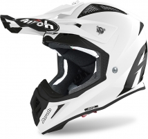 Шлем AIROH AVIATOR  ACE COLOR WHITE GLOSS M
