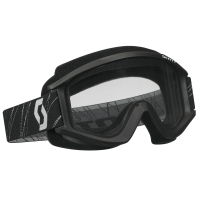 Очки SCOTT RecoilXi Snow Cross black clear
