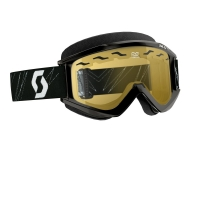 Очки SCOTT RecoilXi Snow Cross black/white yellow