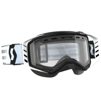 Очки SCOTT Prospect Snow Cross,  black/white clear