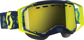 Очки SCOTT Prospect Snow Cross, yellow/blue amplifier yel