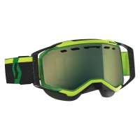 Очки SCOTT Prospect Snow Cross, green/black enhancer yell