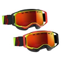 Очки SCOTT Prospect Snow Cross, yellow/red enhancer red