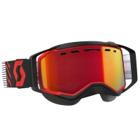 Очки SCOTT Prospect Snow Cross, red/black amplifier red