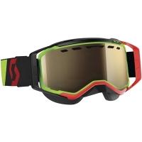 Очки SCOTT Prospect Snow Cross, yellow/red sensitive bronze chrome