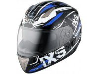 Шлем IXS HX 1000 Strike L blue