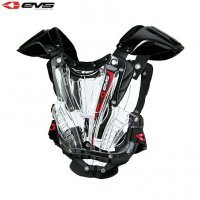 Защита EVS VEX CHEST PROTECTOR Clear/Black M